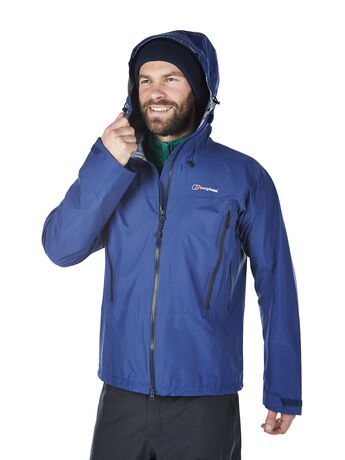 Civetta 3-layer men's waterproof jacket