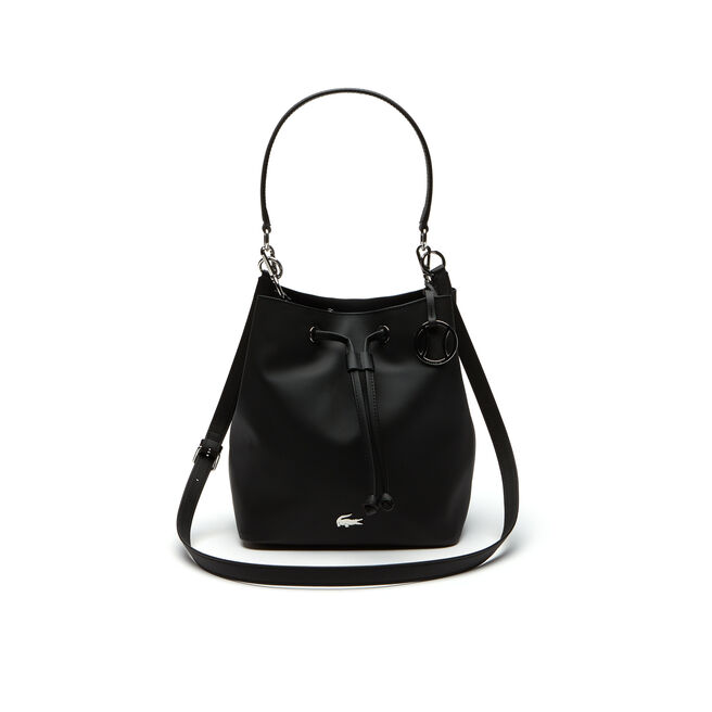Women's Daily Classic Fine Piqué Grains Bucket Bag