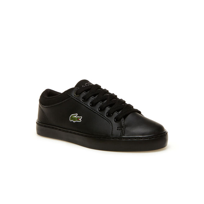 Kids' Straightset Lace trainers
