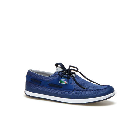 Men's L.andsailing Canvas Boat Shoes