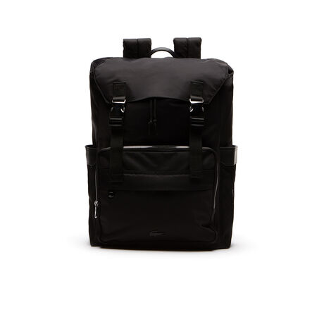 Men's Pete Lightweight Nylon Flap Backpack