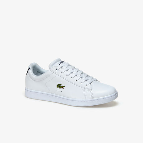 Men's Carnaby Evo Contrast Accent Leather Sneakers