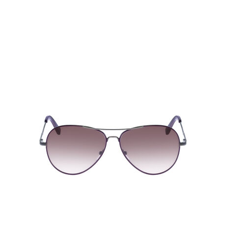 Sunglasses with stripes and piping