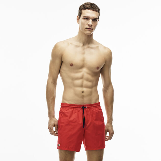Men's Swimming trunks in taffeta