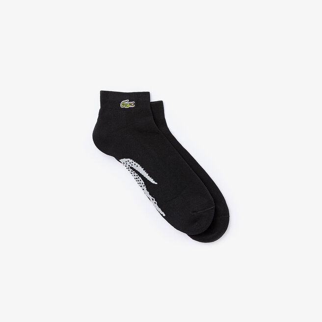 Men's Lacoste SPORT Tennis XL Crocodile Terrycloth Socks