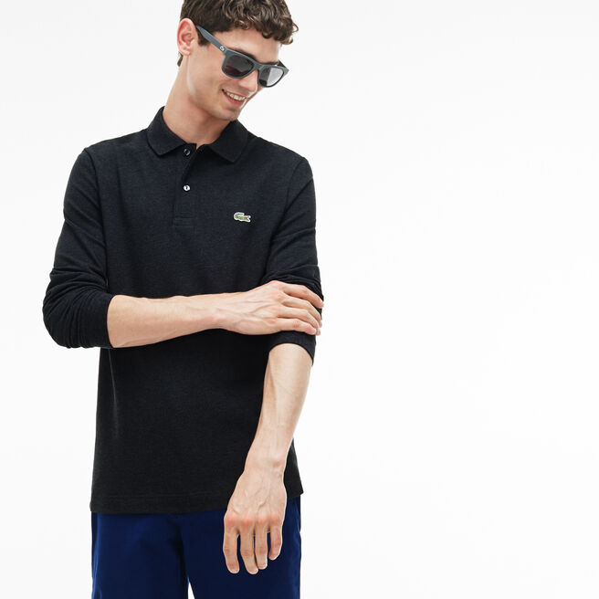 Men's Lacoste Slim Fit Petit Piqué Polo