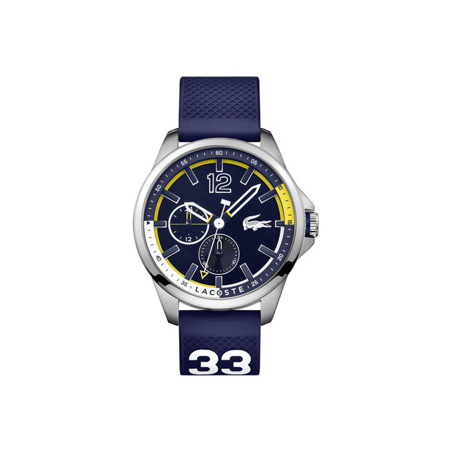 Blue Capbreton watch