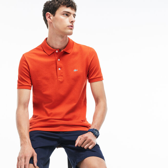 slim fit polo shirts men 39 s fashion lacoste. Black Bedroom Furniture Sets. Home Design Ideas