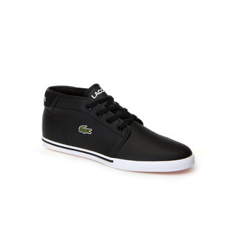 bottines chukkas chaussures homme lacoste. Black Bedroom Furniture Sets. Home Design Ideas