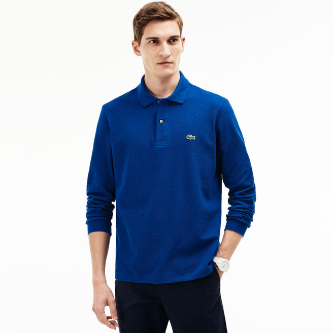 The classic fit polo shirts men 39 s fashion lacoste for Colori polo lacoste