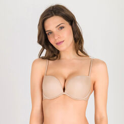 Skin tone Full Effect Push-up Bra–Ultimate Silhouette Plain -WONDERBRA