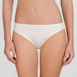 Ivory white Lace Brazilian brief – Refined Glamour-WONDERBRA